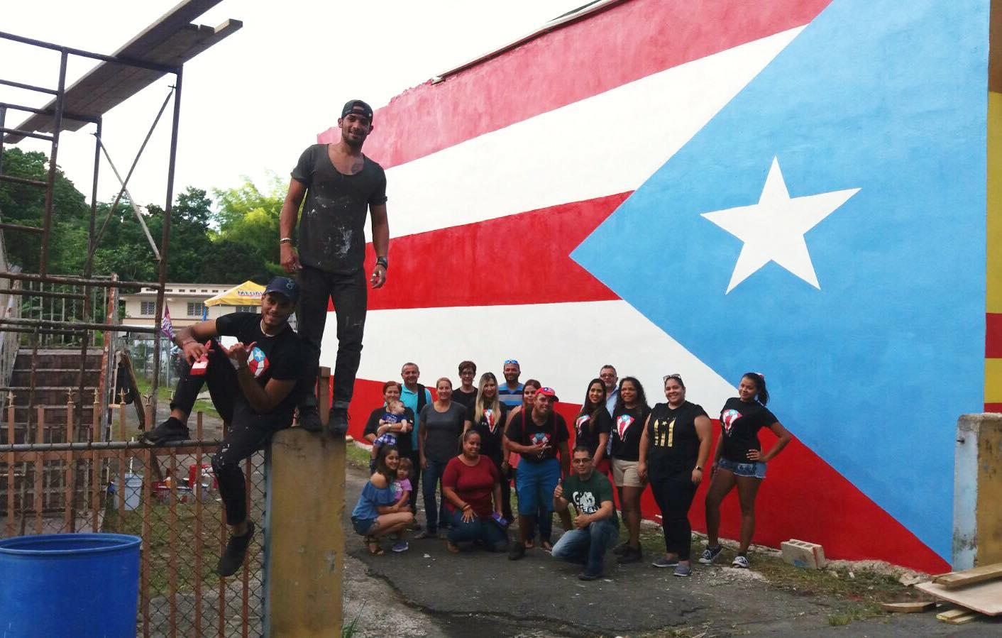 casa de las banderas en puerto rico