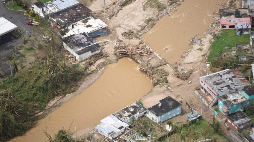 Puerto Rico cuerpos de agua