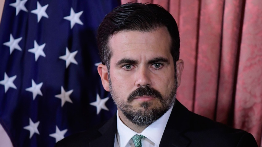 Puerto Rico Governor Scandal