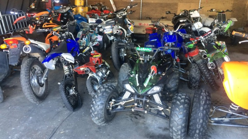 ATV-Dirt-Bikes-Confiscated