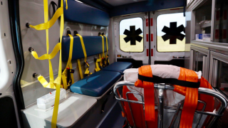 Ambulancia, emergencia, policía, muertos