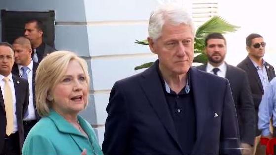 Bill_y_Hillary_Clinton_se_reunen_con_Rossello