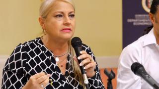 Wanda Vázquez Garced, gobernadora de Puerto Rico.