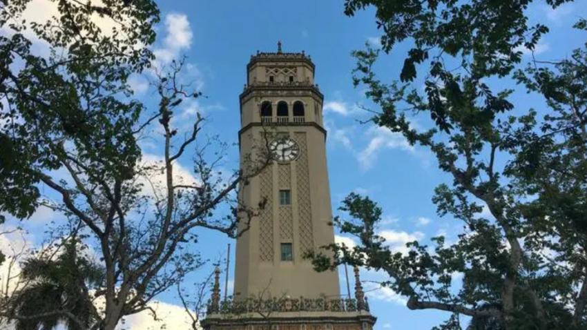 Torre de la UPR.