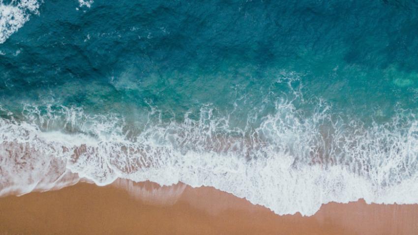Imagen básica del mar