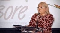 Gobernadora anuncia su equipo de campaña