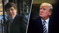 Trump reduce pena a polémico exgobernador de IL