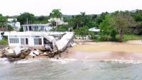 Cambio climático: continúa aumentando el nivel del mar