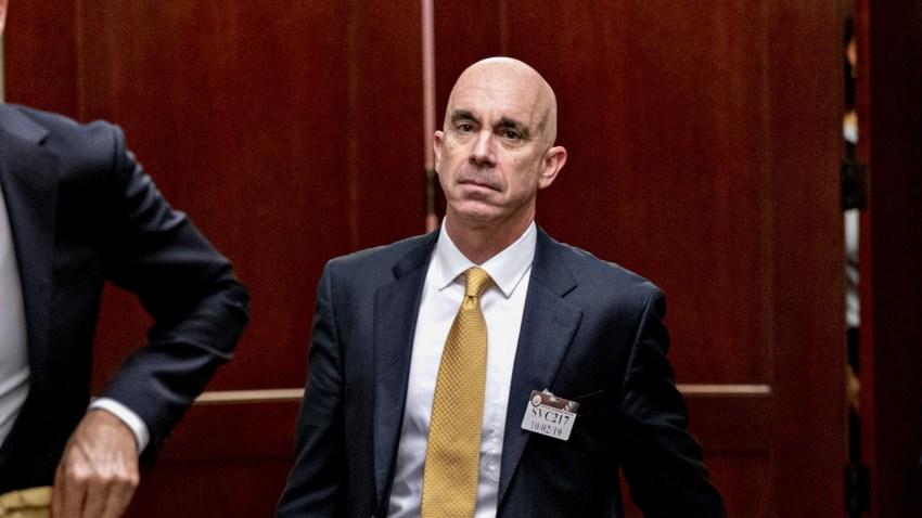El exinspector general del Departamento de Estado, Steve Linick.