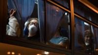 Regresan a EEUU turistas atrapados en Japón: 14 dan positivo al coronavirus