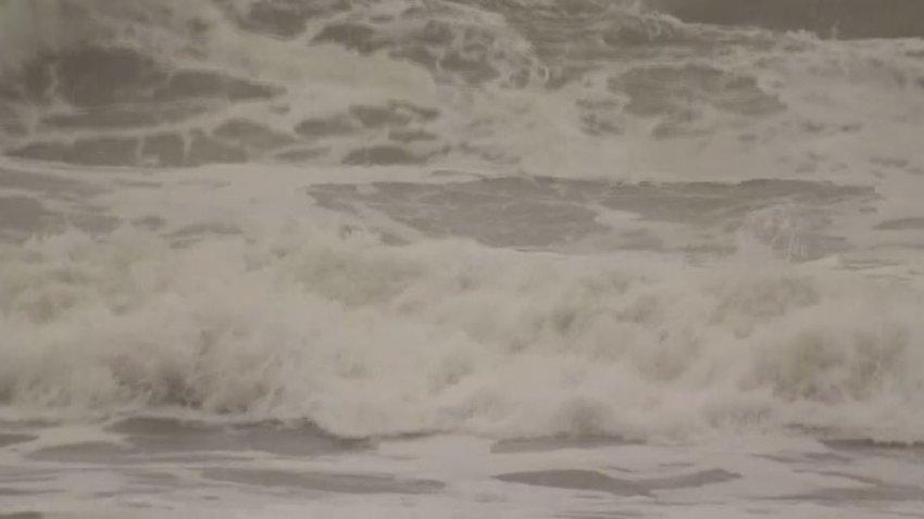 Hurricane Jose Waves Generic Waves