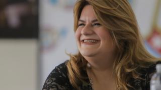 Jenniffer González, comisionada residente