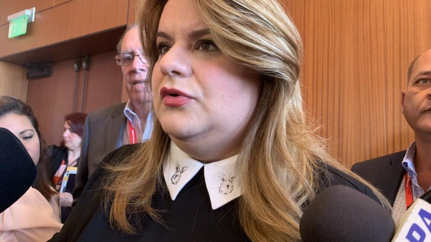 Jenniffer González presenta legislación para fomentar el trabajo. Radicó tres proyectos.