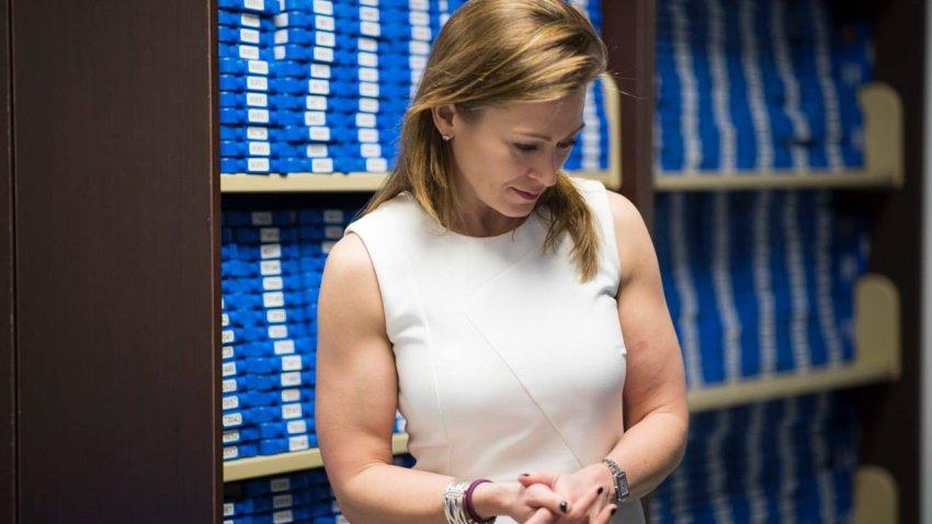 Julia Keleher, ex secretaria del Departamento de Educación