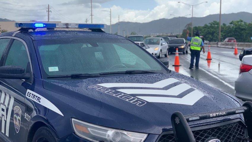 Patrulla de la Policía de Puerto Rico