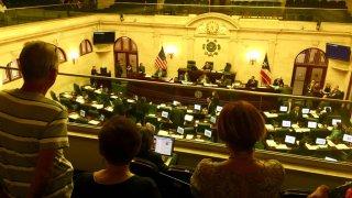 Cámara de Representantes Capitolio de Puerto Rico