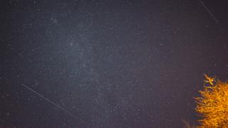 Espectacular: lluvia de meteoros esta noche