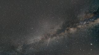 Cielos más estrellados por la reducción en contaminación debido al toque de queda