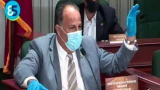 Juan Oscar Morales, presidente Comisión cameral de Salud