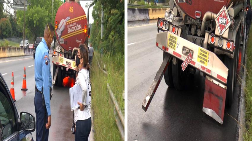 Cierran dos carriles en PR-30 por accidente fatal con carro y camión
