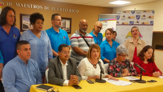 Asociación de Maestros demanda contra Educación por descuentos sin previa notificación