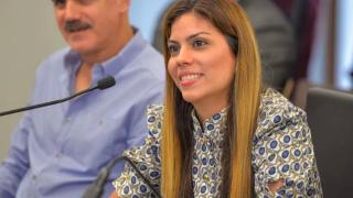 Imagen básica Adriana G. Sánchez Parés, secretaria del DRD