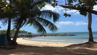 Imagen básica playa de Puerto Rico