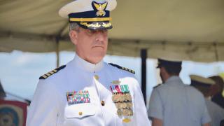 Imagen básica del capitán Gregory Magee, Guardia Nacional