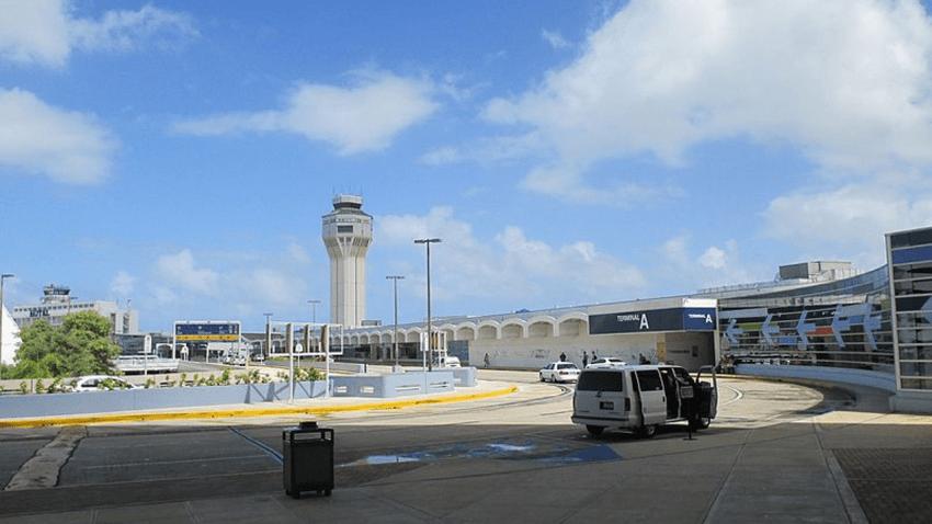 Imagen básica del Aeropuerto LMM