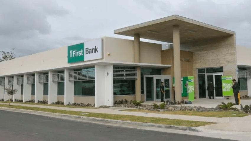 First Bank cierra temporalmente sucursal tras empleado arrojar positivo a COVID-19