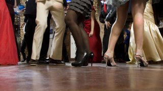 High School Prom Dance Generic