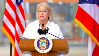 Gobernadora Wanda Vázquez