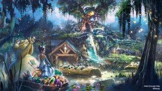 "Disney presenta nuevo diseño de ""Splash Mountain"" en Magic Kingdom"