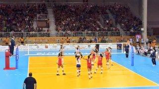 Voleibol femenino PUR