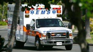 Ambulance Day Generic OTSstock