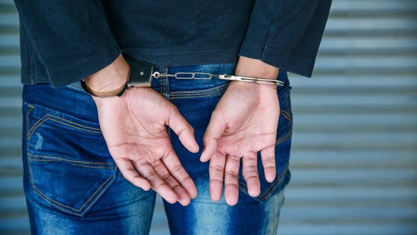 arrestos menores no acompanados