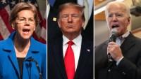 A 11 meses de las elecciones: qué hacen Trump y los demócratas