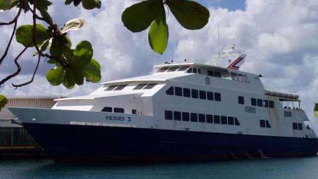 Denuncian ferry a Vieques y Culebra está fuera de servicio