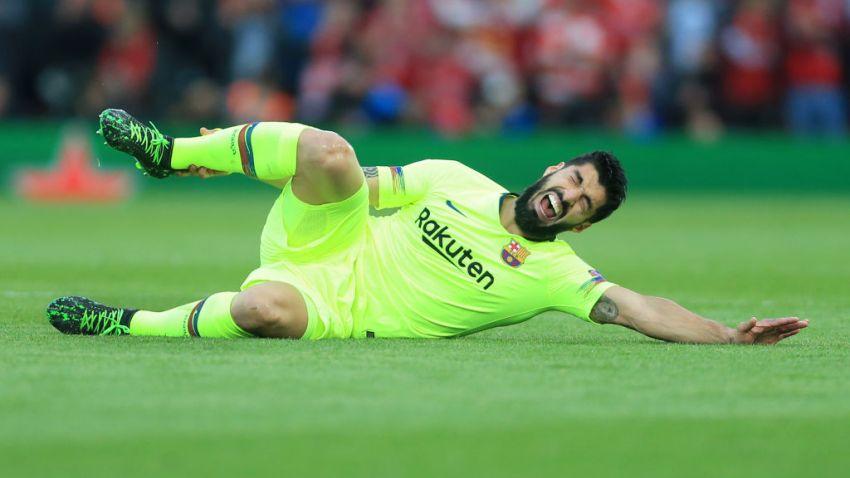 [Copa America] Luis Suárez será operado y se pierde la final de Copa del Rey