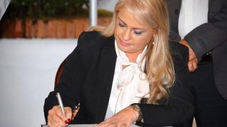 Wanda Vázquez Garced, gobernadora de Puerto Rico