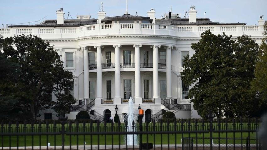 Fotografía genérica de la fachada de la Casa Blanca.