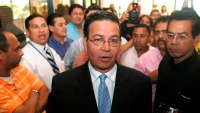Muere en EEUU el expresidente hondureño acusado en el escándalo de la FIFA