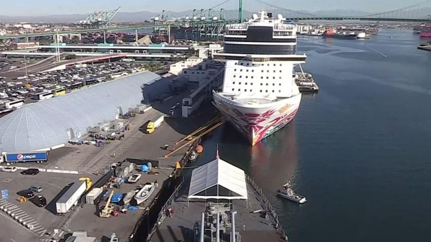 norwegian cruise line ship people ill