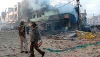 Sangrientas protestas dejan al menos 20 muertos en India durante visita de Trump