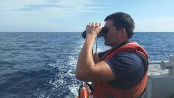 rescate de pescador