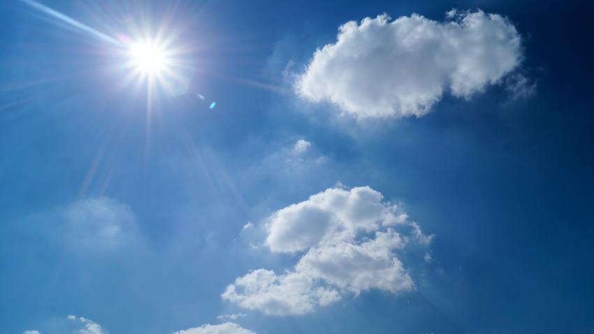 Imagen básica del sol