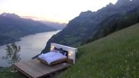 A la intemperie y en las alturas: el hotel imaginario donde la noche cuesta $300