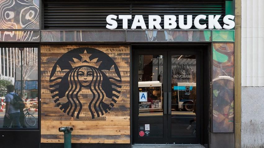 Foto genérica de una tienda de Starbucks.