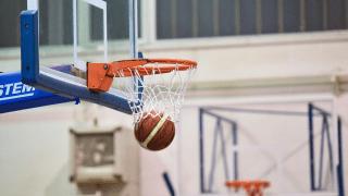 Imágen básica de una bola de baloncesto