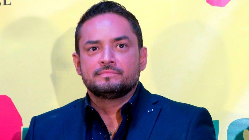 El cantante puertorriqueño, Manny Manuel